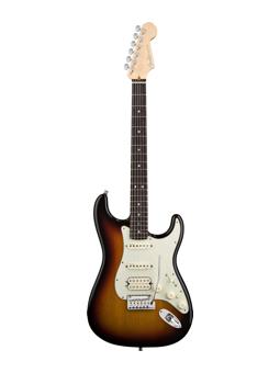 Fender American Deluxe Strat HSS 3-Color Sunburst Rw