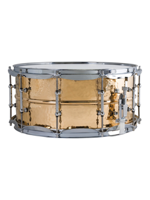 Ludwig LB552KT - Bronze Hammered Tube Lugs w/Supraphonic Snares