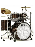 Tama Star Maple - Satin Dark Mocha