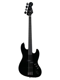 Fender Aerodyne Jazz Bass Black Rw