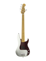 Squier Vintage Modified Precision Bass Mn Olympic White