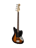 Squier Jaguar Bass Short Scale Vintage Sunburst