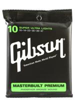 Gibson SAG-MB10 Masterbuilt Phosphor Bronze