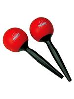 Nino NINO582R - Plastic Maracas Red