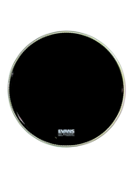 Evans BD24RA - EQ1 Resonant Ambient Black 24""