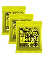 Ernie Ball 3221 Regular Slinky 3-Pack
