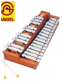 Angel Metallofono Soprano - Cromatico