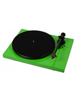 Pro-ject DEBUT CARBON ( DC ) - OM 10 Green
