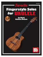 Volonte Fingerstyle Solos For Ukulele