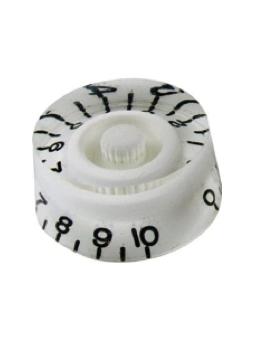 Allparts SK-0130-025  knobs White