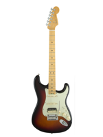 Fender American Elite  Stratocaster HSS Shawbucker 3-Color Sunburst