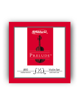 DAddario Prelude Violin String Set, 1/2 Scale