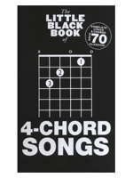 Volonte LITTLE BLACK BOOK of 4-CHORD SONGS