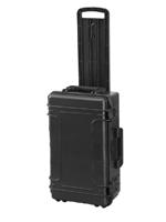 Plastica Panaro Max520TR Black + Trolley