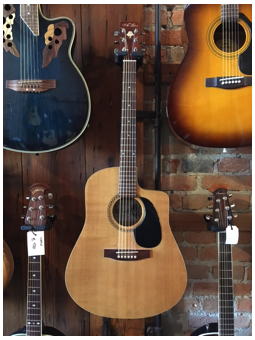 Art & Lutherie Art & Lutherie CW Spruce