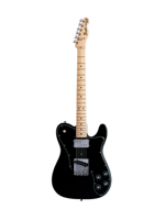 Fender Classic Series '72 Telecaster Custom Black MN