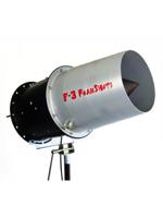 Confetti Shots Cannone Spara Schiuma f3