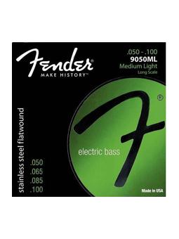 Fender 9050ml Stainless Steel Flat