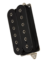 Dimarzio Dp252FBK Gravity Storm Neck F-Spaced Black