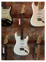 Fender American Professional Stratocaster 2017 Rw Olympic White