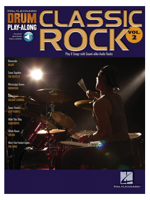 Volonte Drum Play Along Classic Rock V.2