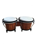 Soundsation SB-NW10-DWS Dark Wood Satin Bongos