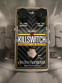 Electro Harmonix Kill Switch