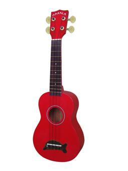 Makala Ukulele Soprano Red