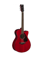 Yamaha FSX800 Ruby Red