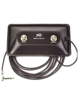 Peavey Delta Blues Footswitch