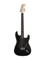 Squier Affinity Stratocaster HSS Montego Black Metallic