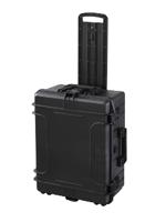 Plastica Panaro Max540H245Str Black + Trolley