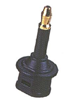 Thender 21-712 Adattatore Toslink - Mini Plug 3,5 mm