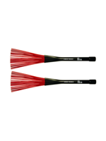 Vic Firth Jazz Rake Red plastic