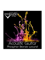 D'orazio Acoustic Phosphor Bronze 12/56