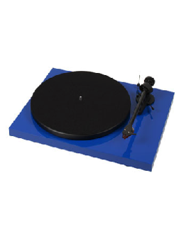 Pro-ject DEBUT CARBON ( DC ) - OM 10 Blue