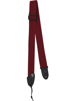 Fender Tweed Cotton Red Black