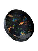 Remo ET-0212-10 Ocean Drum Fish Graphic