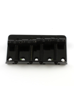 Allparts BB-0310-003 Bass Bridge Black