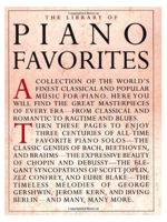 Volonte The Library of PIANO FAVORITES