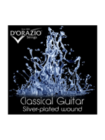D'orazio Classic Silverplated - Crystal Hard Tension