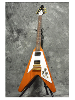 Gibson Flying V Reissue 2016 Limited Natural