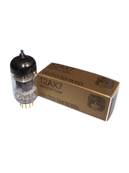 Electro Harmonix 12ax7  Gold Pins