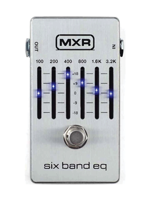 Mxr M109S 6 Band Eq Namm 2017