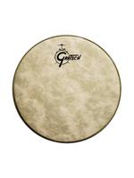 "Gretsch GRDHFS22 - Pelle per Grancassa da 22"" con Logo Gretsch - Bass Drumhead w/Gretsch Logo"