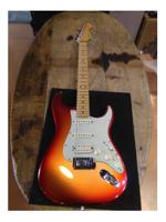 Fender Strato American Deluxe Sunset Metallic