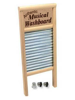 Grover FN75 Grover Authentic Musical Washboard