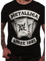 Cid Cid Dealer Black - Metallica