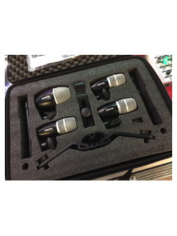 Shure PGDMK6 Kit microfoni batteria