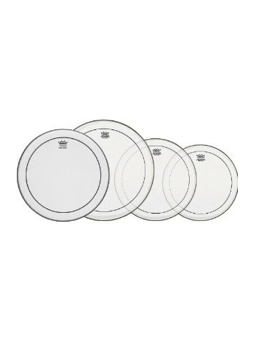 Remo Pinstripe Clear Set 12
